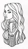 Lady Inks by RaquelArtQ