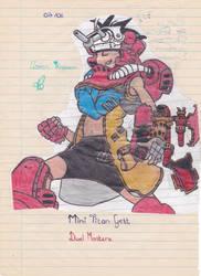 Mini Titan Gett by charmsapphire