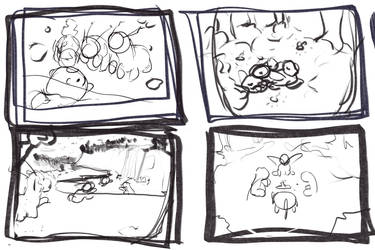 asleep in the forest Thumbnails