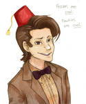 Doctor Who- Matt Smith