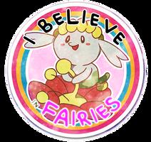 I Believe In Fairies! - Flabebe by hajimikimo