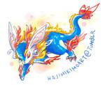 Dragon Eeveelution