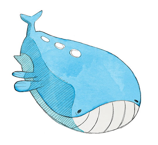 Wailord by hajimikimo on DeviantArt Wailord And Quagsire