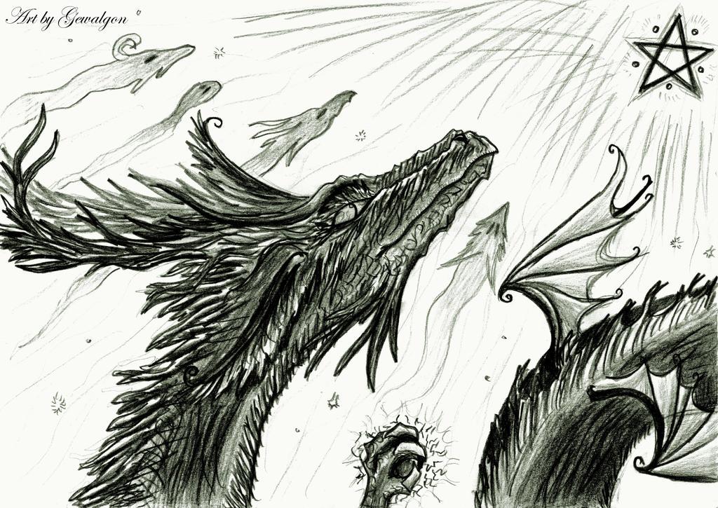 Dragon Magic by Gewalgon