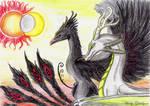 Harmony - Dragon and Phoenix