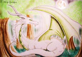 Alvrericjas moon glade by Gewalgon