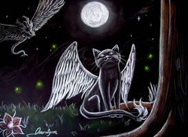 Firefly Night 2 by Gewalgon