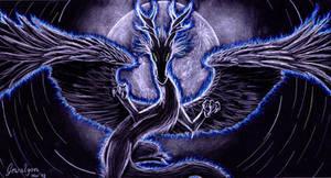 Dragon aura