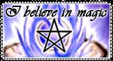 I believe in magic - big Stamp - by Gewalgon