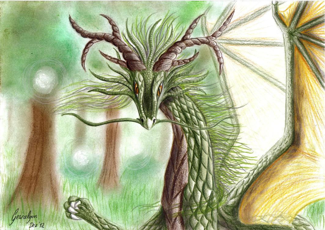 Dragon of Life by Gewalgon