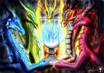 Dragon Magic - We bring the wonders back!