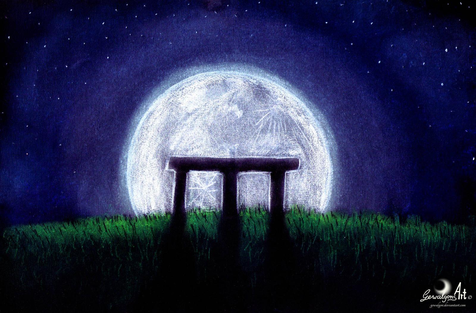 Moonlight Magic by Gewalgon