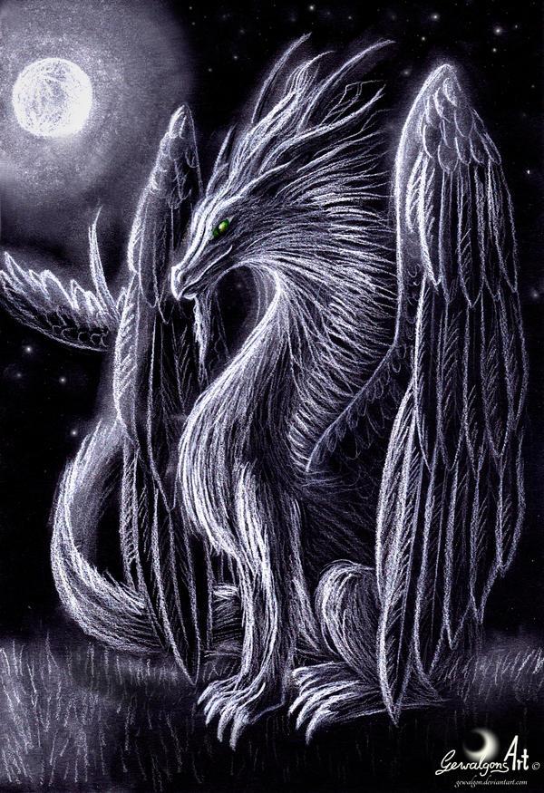 Alvrericjas - Angel of Night by Gewalgon
