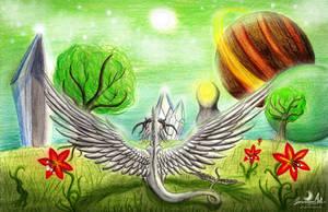 My green world by Gewalgon