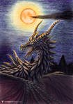 Ifrion - Wyvern of Chaos