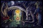 We invite you into the world of magic ~