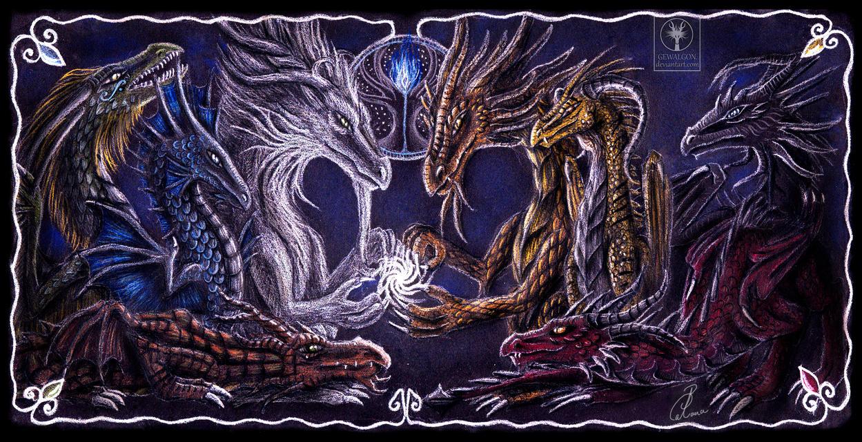 Gift of Eternity by Gewalgon