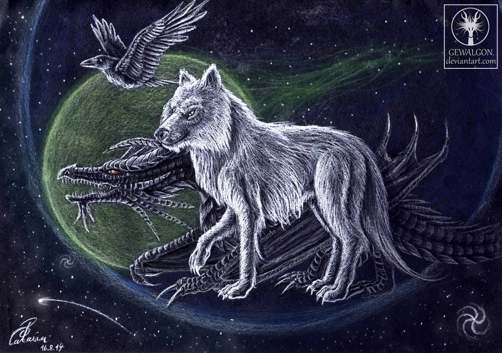 The striving Three ~ by Gewalgon