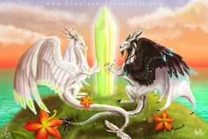Light of Lemuria (Collab) by Gewalgon