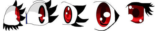 Tails Eyes by dragonjule