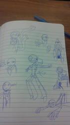 Doodle21 by dragonjule