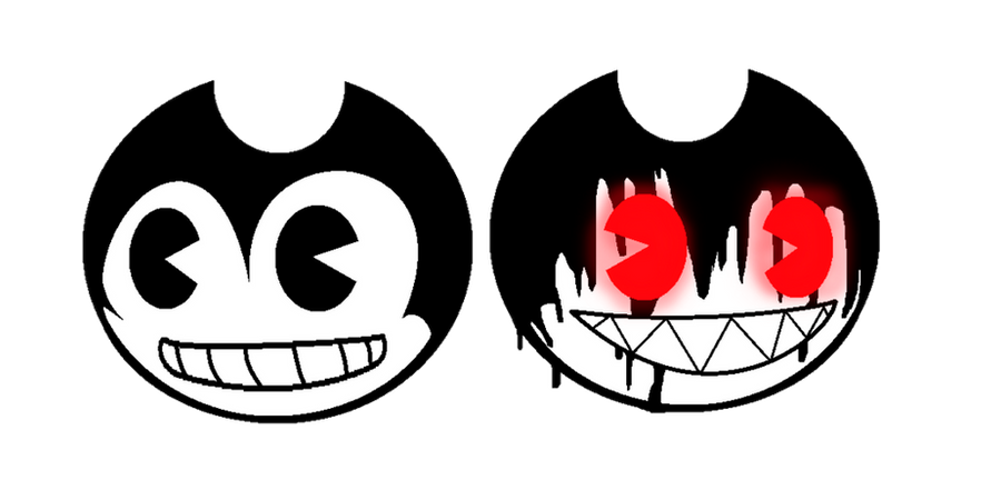 Bendy And the Ink machine (PNG)