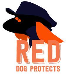 Logo of red dog