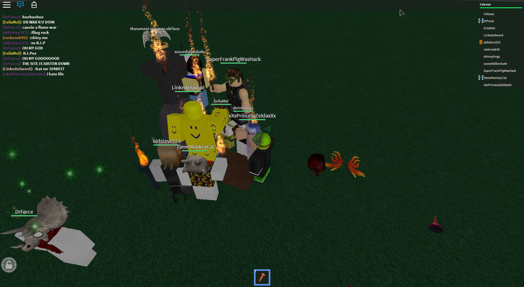 RIP: Roblox Classic Face by BlankedApplebloom on DeviantArt