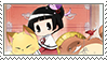 gugure kokkuri-san stamp 2 by DeathHime