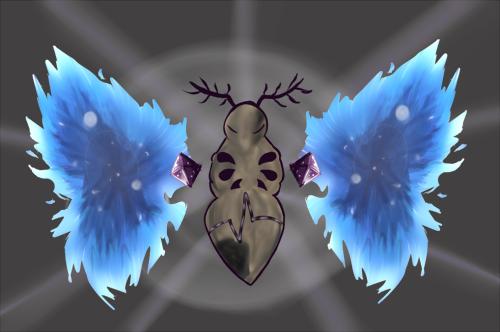 Frostburn Moth by silhouette345