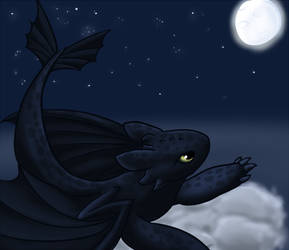 Toothless for Synfal