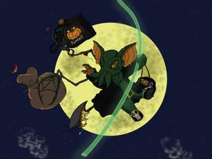 Halloween 2015: Machthulu Sky Pillage