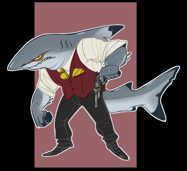shark by CoryKatze