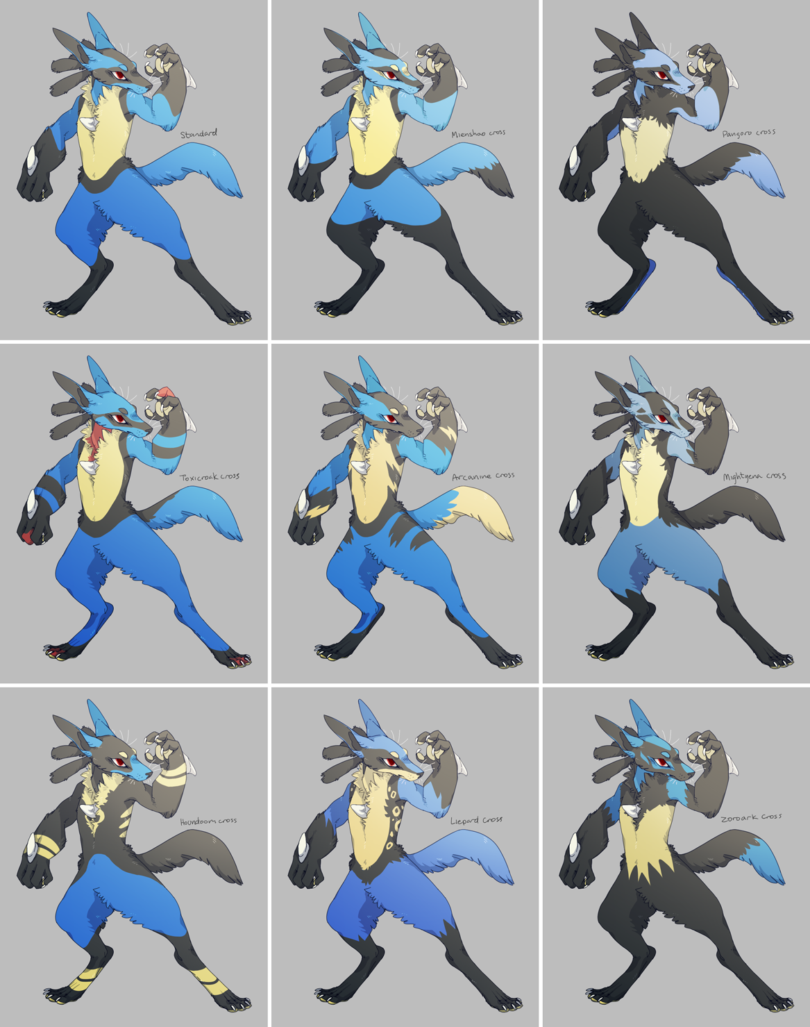 Pokemon Breed Variations Images | Pokemon Images