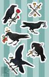crow aesthetic