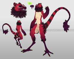 [c] Simple Grem2 Ref: Cynerik by corycatte