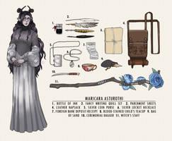 [c] Inventory Sheet: Prince-Corvidae 1