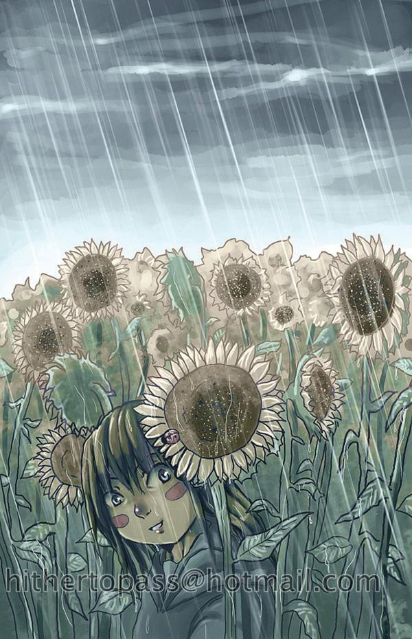 Summer Rain by FalyneVarger
