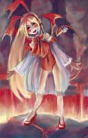 Demon Flonne by FalyneVarger