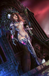 WitchBlade Colors by FalyneVarger