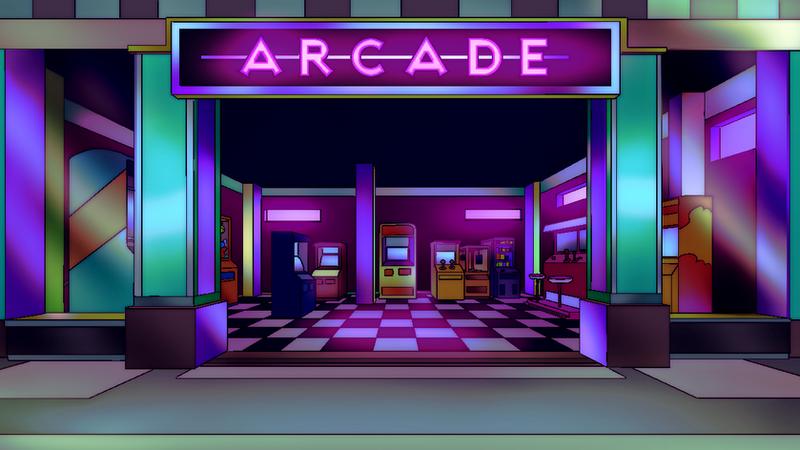 Arcade by FalyneVarger