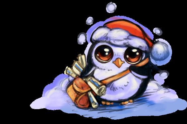 Penguin Carrier by FalyneVarger