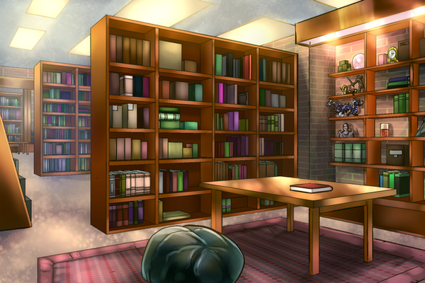 Book Store by FalyneVarger