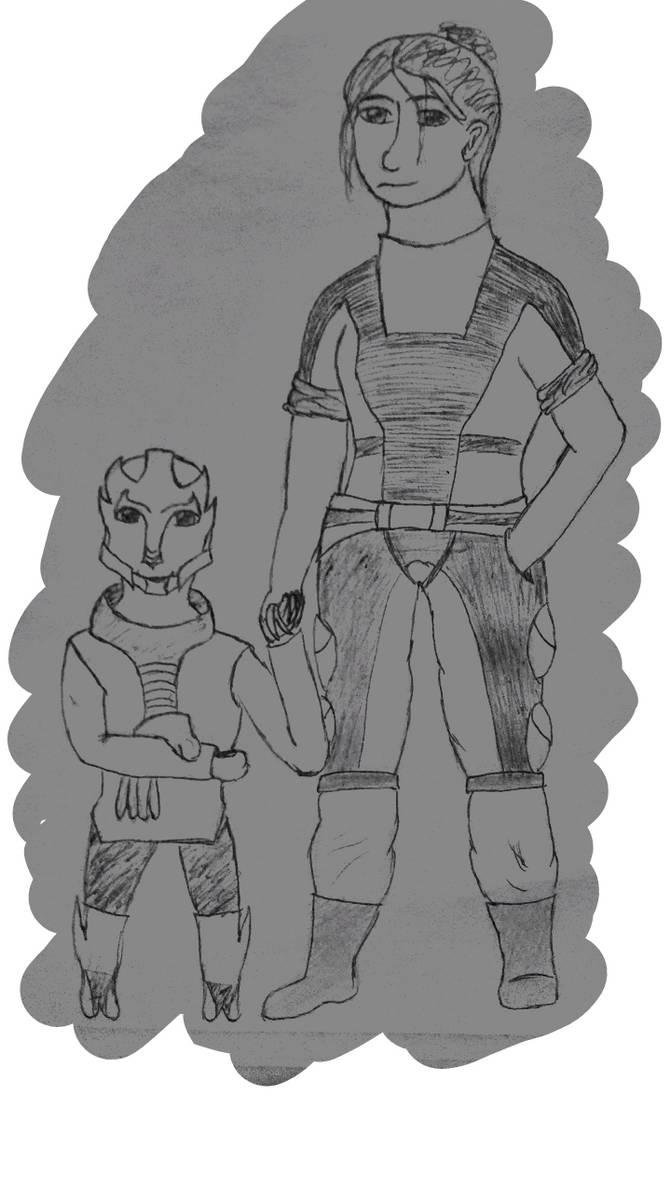 ME: OC: Darrius and Lynn (bio below)