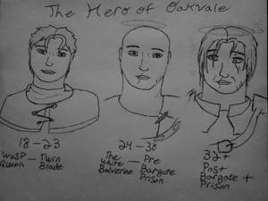 Oakvales hero throughout the years