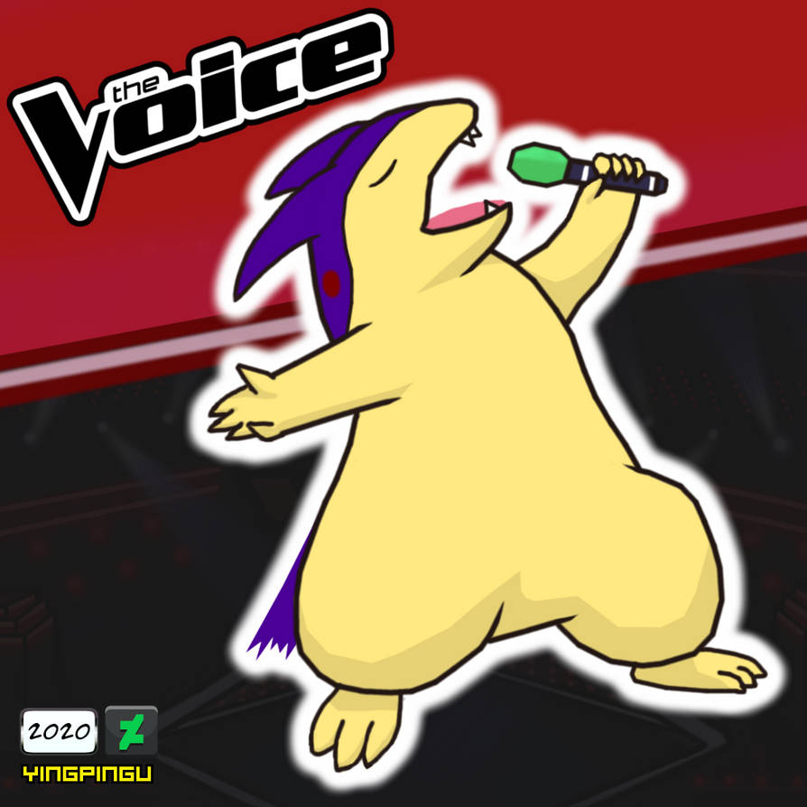 The Voice of Pokemon Mystery Dungeon - Typhlosion