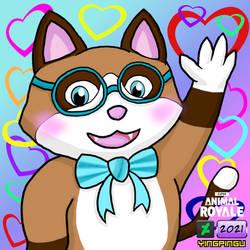 SAR Fanart - Ell the Super Royale Cat~