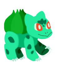 Bulbasaur by Shadria-Anarchy