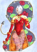 04 Ivy Valentine by viciousSHADi