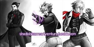 Tekken Speedpaint Vol. 1